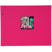 goldbuch Schraubalbum Bella Vista pink gross
