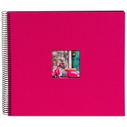 goldbuch Spiralalbum Bella Vista pink gross
