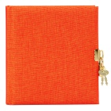 Tagebuch Summertime orange