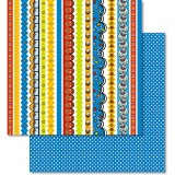 URSUS� Scrapbooking Papier Monster 197